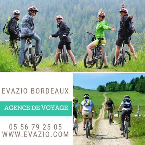 Evazio : Voyages à vélo
